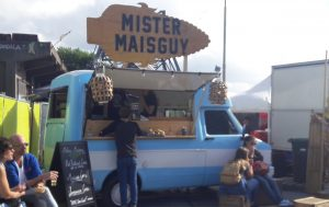Foodtruck Mister Mais Guy