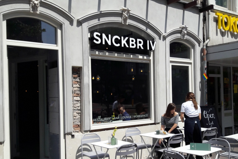 Gegeten: SNCKBR in Utrecht