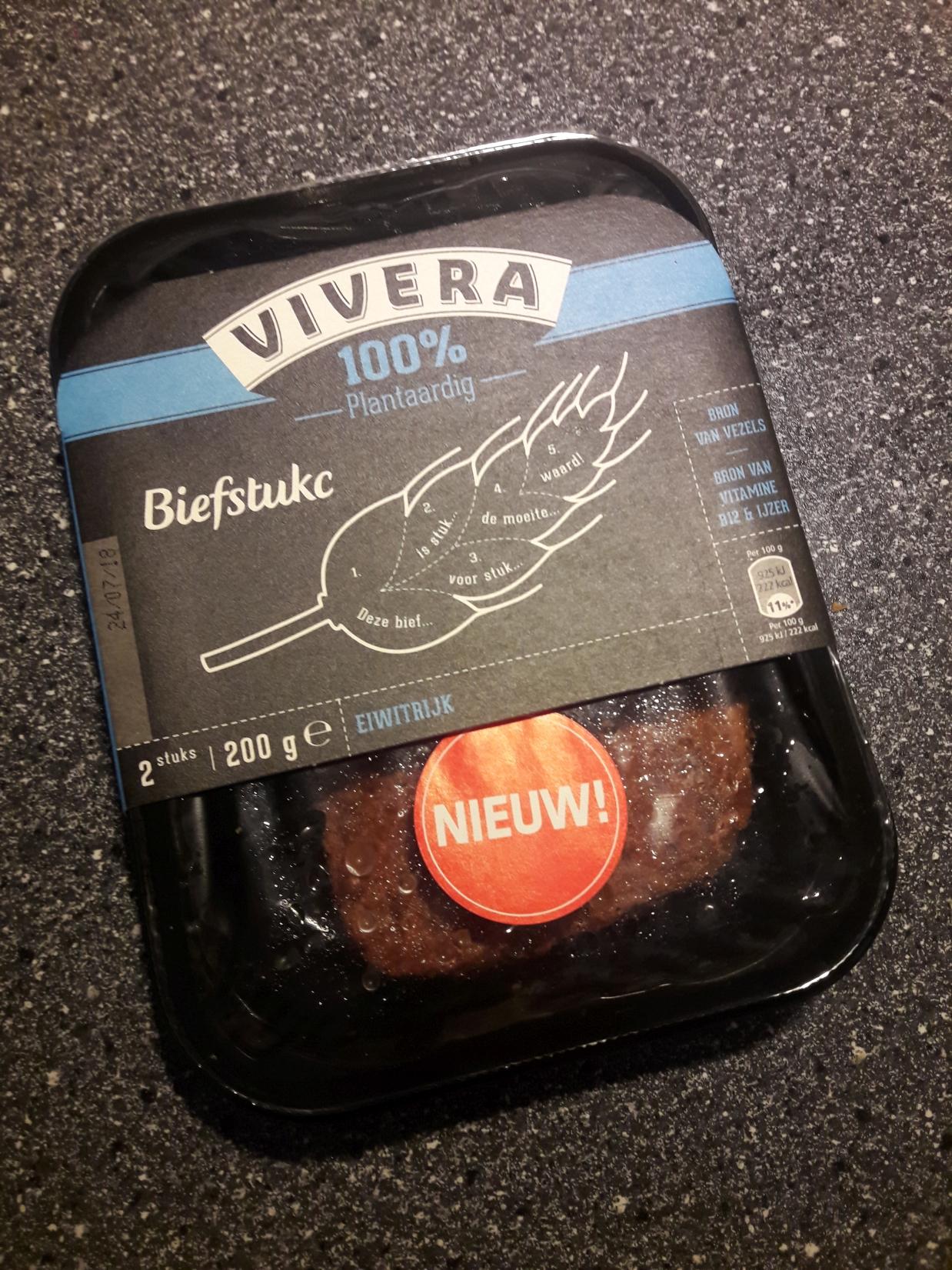 Getest: Plantaardige Biefstuk