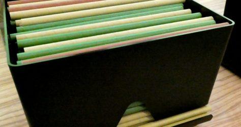 Papieren rietjes De Jong Disposables
