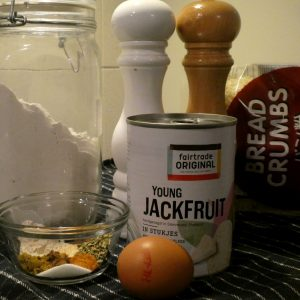 De ingrediënten voor de Jacknuggets