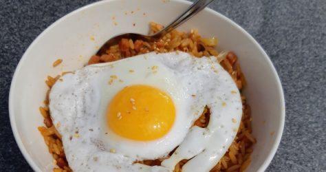 FeedMe.blog: Kimchi Fried Rice