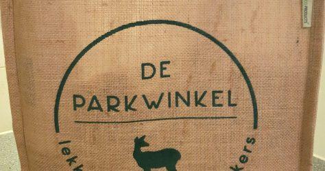 Foto van de tas van De Park